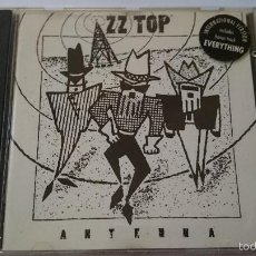 CDs de Música: ZZ TOP - ANTENNA (12 CANCIONES/TRACKS) (CD ALBUM 1994). Lote 58383351