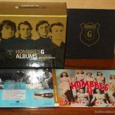 CDs de Música: HOMBRES G - ALBUMS - EDICION REVISADA Y REMASTERIZADA -DISCOGRAFIA COMPLETA - 7 CD DIGIPACK. Lote 58411640