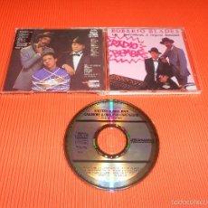 CDs de Música: ROBERTO BLADES CON RAUL GALLIMORE & ORQUESTA INMENSIDAD ( RADIO BEMBA ) - CD - FMCD 60. Lote 58437605