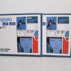 CDs de Música: HIGHLIGHTS. BLUE NOTE. 8 CD. A GROOVE SELECTION BY HANS MANTEL. VER FOTOS. Lote 58440129