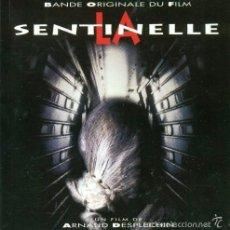 CDs de Música: LA SENTINELLE + LA VIE DES MORTS / MARC OLIVIER SOMMER CD BSO. Lote 58440131