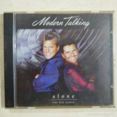 CDs de Música: MODERN TALKING - ALONE - CD 1999 . Lote 58441455