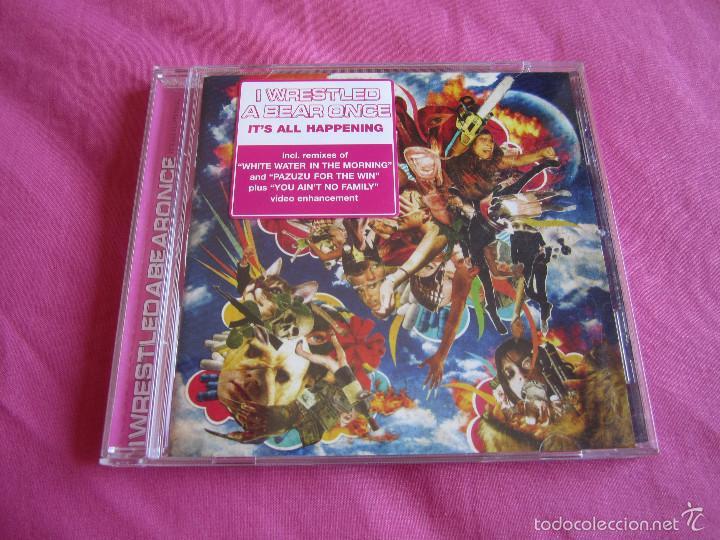IWRESTLEDABEARONCE BAIXAR CD