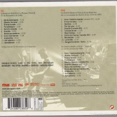 CDs de Música: HÉROES DEL SILENCIO CD + DVD EL RUIDO Y LA FURIA 2005 DIGIPACK MADE IN EU NO COPY CONTROL 2A EDICION. Lote 58443272