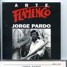 CDs de Música: ARTE FLAMENCO / JORGE PARDO (ORBIS 1994). Lote 58445472