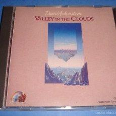 CDs de Música: DAVID ARKENSTONE / VALLEY IN THE CLOUDS / NARADA MYSTIQUE / CD. Lote 58449895