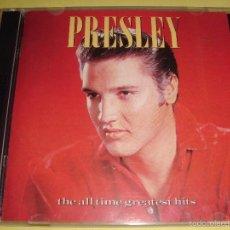 CDs de Música: ELVIS PRESLEY / THE ALL TIME GREATEST HITS / GRANDES ÉXITOS / THE BEST OF / LO MEJOR DE / RCA / 2 CD. Lote 58449982