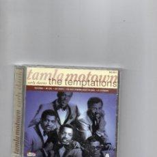 CDs de Música: CD - THE TEMPTATIONS - EARLY CLASSICS - 1996. Lote 58456002