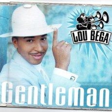 CDs de Música: CD SINGLE - LOU BEGA - GENTLEMAN - 2001. Lote 58456093