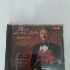CDs de Música: JAMES LAST - ROSEN AUS DEM SÜDEN. Lote 58467269