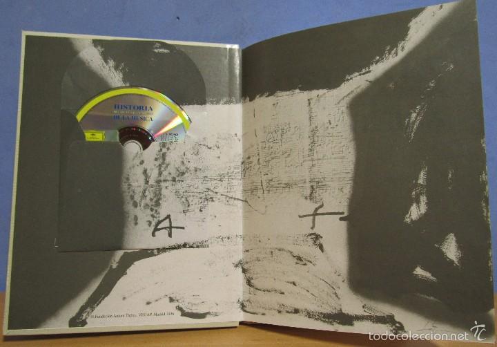 CDs de Música: HISTORIA DE LA MUSICA CD -DEUTSCHE GRAMMOPHON- Y LIBRO VER CONTENIDO DEL CD EN IMAGENES ADICIONALES - Foto 3 - 58472049