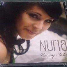 CDs de Música: NURIA - UN RAYO DE LUZ - CD. Lote 58473675