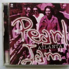 CDs de Música: PEARL JAM. ATLANTA. CD DOBLE KISS THE STONE KTS 287/88. ITALY 1994. UNOFFICIAL. RECORDED LIVE.. Lote 58474050