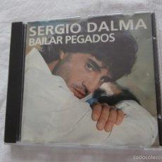 CDs de Música: SERGIO DALMA CD BAILAR PEGADOS (1993) PRIMERA EDICION ORIGINAL-INCL.BIS EN ITALIAN DE BAILAR PEGADOS. Lote 58479385