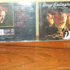 CDs de Música: RORY GALLAGHER - PHOTO-FINISH - CD. Lote 58480490