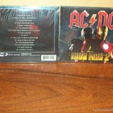 CDs de Música: AC/DC -IRON MAN 2 - CD DIGIPACK NUEVO PRECINTADO. Lote 205713001