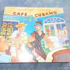 CDs de Música: CAFÉ CUBANO. Lote 58491365