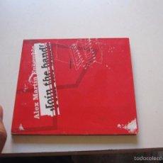 CDs de Música: ALEX MARTIN ENSEMBLE : JOIN THE BAND! COSMOS RECORDS, 1998 ELECTRONICA CD CDV1. Lote 58495042