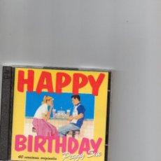 CDs de Música: CD - HAPPY BIRTHDAY - PEGGY SUE - DOBLE CD - 1994. Lote 58520026