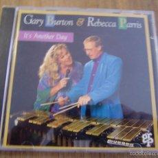 CDs de Música: GARY BURTON & REBECCA PARRIS - IT'S ANOTHER DAY (CD, ALBUM) . Lote 58531869