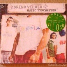CDs de Música: MORENO VELOS + 2 - MUSIC TYPEWRITER (CD) 2001 - PRECINTADO -. Lote 58532185