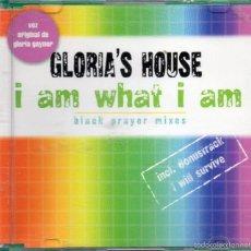CDs de Música: CD SINGLE - GLORIA`S HOUSE - 2001. Lote 58533670