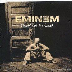 CDs de Música: EMINEM / CLEANIN' OUT MY CLOSET (4 VERSIONES) CD SINGLE CAJA 2002. Lote 58539827