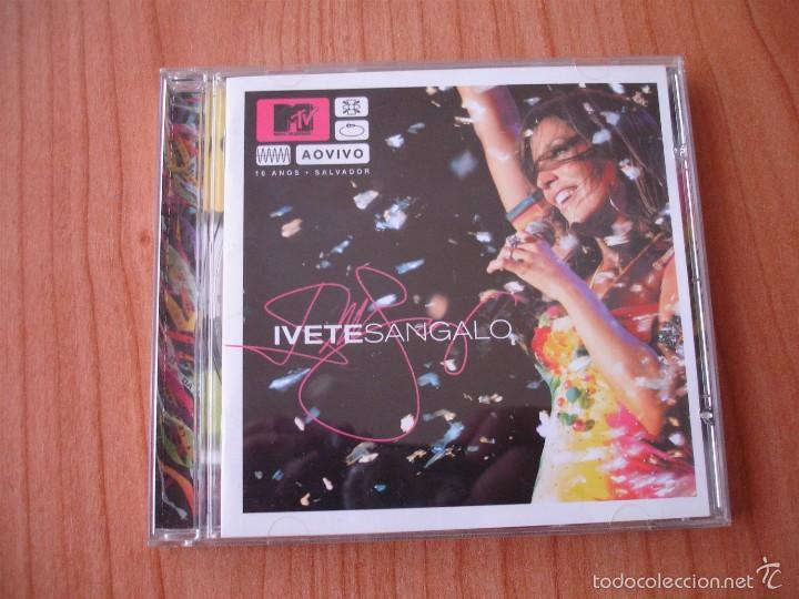 MTV AO SANGALO GRATIS VIVO IVETE BAIXAR CD
