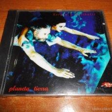 CDs de Música: SERGIO Y ESTIBALIZ PLANETA TIERRA CD ALBUM PRECINTADO MOCEDADES CONTIENE 10 TEMAS. Lote 58585508