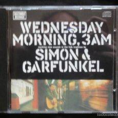 CDs de Música: SIMON & GARFUNKEL - WEDNESDAY MORNING 3AM. Lote 58597222