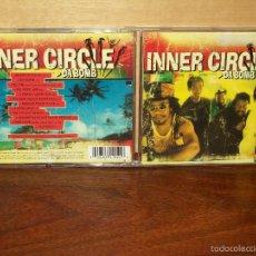 CDs de Música: INNER CIRCLE -DA BOMB - CD . Lote 58613494