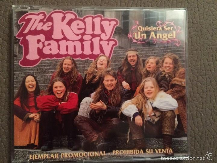 The Kelly Family An Angel Y Quisiera Ser Un Ng - Vendido -6875