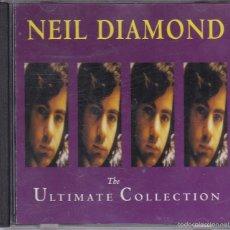 CDs de Música: NEIL DIAMOND THE ULTIMATE COLLECTION. Lote 58635383