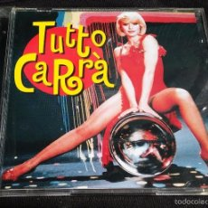CDs de Música: RAFFAELLA CARRA - TUTTO CARRA - 2 CDS - PERFECTO ESTADO. Lote 58640152