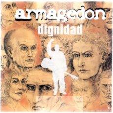 CDs de Música: ARMAGEDON - DIGNIDAD. Lote 58646933