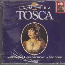 CDs de Música: TOSCA - PUCCINI - LA OPERA 10. Lote 58651431