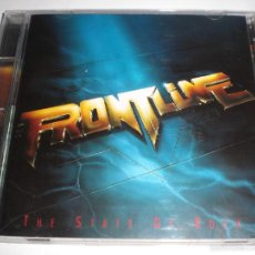 FRONTLINE: THE STATE OF ROCK. CD (LONG ISLAND)