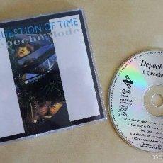 CDs de Música: DEPECHE MODE - A QUESTION OF TIME - CD BONG 12 ( 8 TRACKS) EDICION MUTE RECORDS GERMANY 1991. Lote 58660545