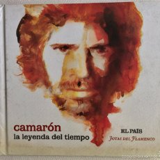 CDs de Música: LA LEYENDA DEL TIEMPO - CAMARON DE LA ISLA. Lote 58673326