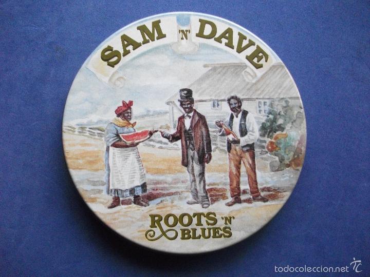 SAM & DAVE ROOTS & BLUES CD ALBUM ITALIA PDELUXE (Música - CD's Jazz, Blues, Soul y Gospel)