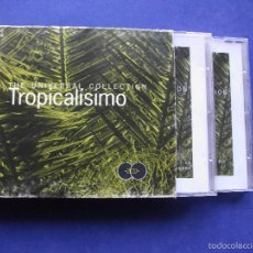 CDs de Música: THE UNIVERSAL COLLECTION. TROPICALISIMO VOL 1 Y 2 CDS IMPECABLES¡¡. Lote 58764435