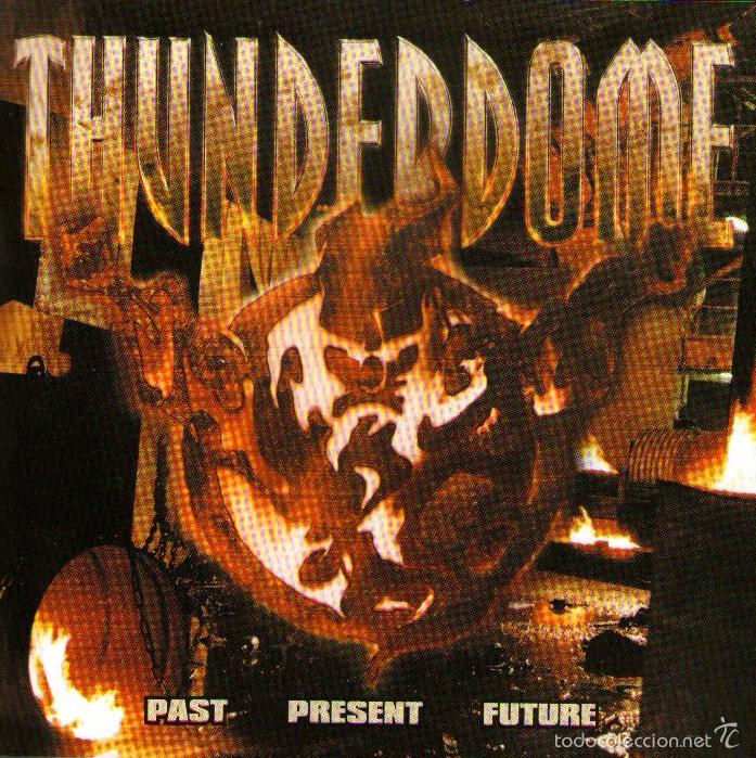 Doble cd album (2 cds): thunderdome - past / pr - Sold at