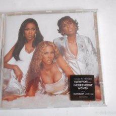 CDs de Música: DESTINY'S CHILD-CD SURVIVOR. Lote 58820271