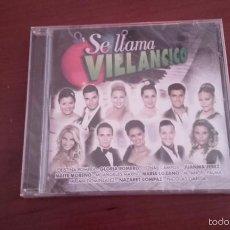 CDs de Música: CD NUEVO PRECINTADO SE LLAMA VILLANCICO GLORIA ROMERO JUANMA JÉREZ MAITE MORENO MARÍA LOZANO ETC. Lote 58873771