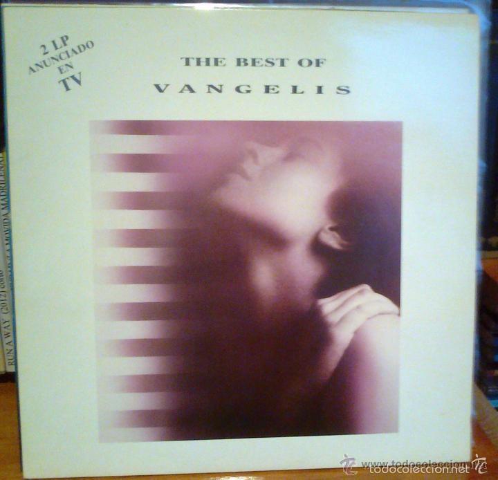 THE BEST OF VANGELIS 2 CD (Música - CD's New age)