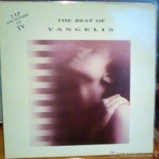 CDs de Música: THE BEST OF VANGELIS 2 CD. Lote 58944030