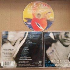 CDs de Música: CD CARLOS CANO QUE NAVEGUEN LOS SUEÑOS . Lote 58972690