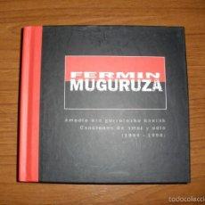 CDs de Música: FERMIN MUGURUZA - CANCIONES DE AMOR ODIO (LIBRO+CD). Lote 59042730