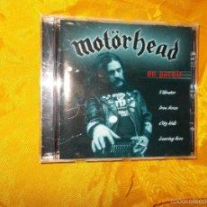CDs de Música: MOTÖRHEAD. ON PAROLE. CD. IMPECABLE. Lote 59070910