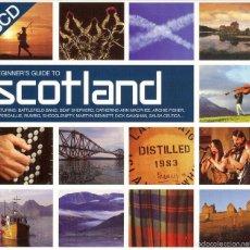 CDs de Música: THE BEGINNER'S GUIDE TO SCOTLAND * BOX SET 3 CD * CAJA PRECINTADA * RARE. Lote 59141890